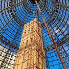 Melbourne Central Shot Tower by Adam Calaitzis