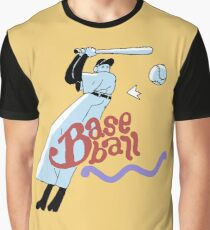 OFF - Baseball Graphic T-Shirt