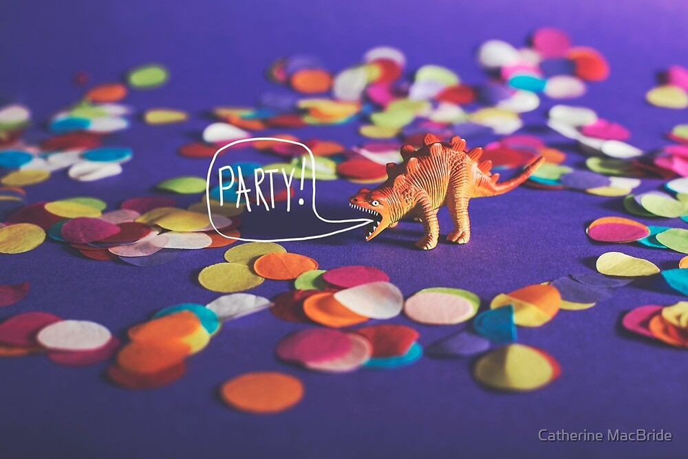 Party Animal! by Catherine MacBride
