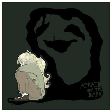 Afraid of the Dark by OliviaDierker