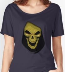 FACE OF EVIL Women's Relaxed Fit T-Shirt