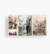 Images of Venice Metal Print