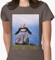 Sound of Music Womens Fitted T-Shirt
