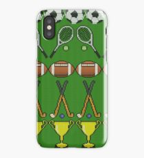 Sporty Knit iPhone Case/Skin
