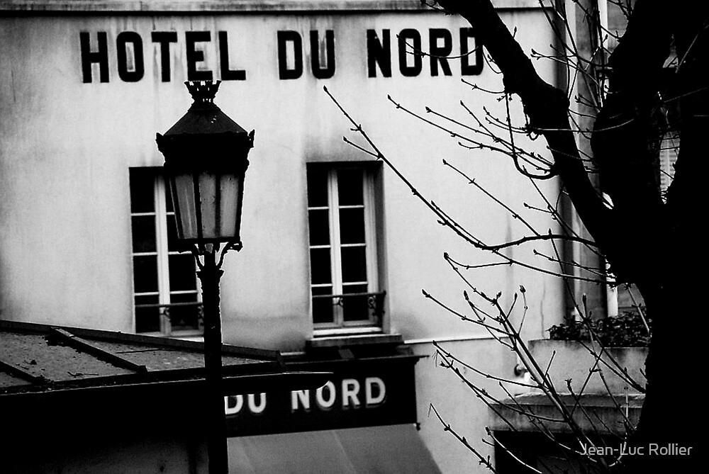 Paris - Hôtel du Nord. by Jean-Luc Rollier