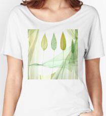 Looking through the window Women's Relaxed Fit T-Shirt