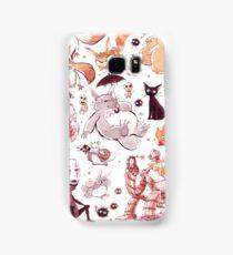 Ghibli Creatures Samsung Galaxy Case/Skin