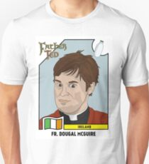 Father Dougal McGuire Panini T-Shirt