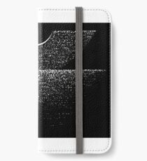 Silvery Moon iPhone Wallet/Case/Skin
