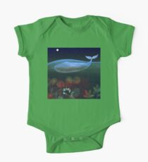 underwater bedroom One Piece - Short Sleeve