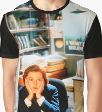 DANA SCULLY x files Graphic T-Shirt