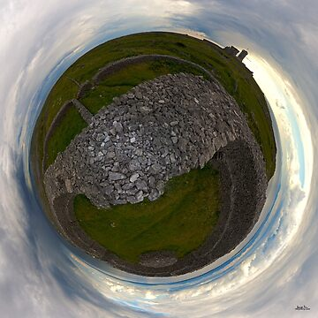Dun Eochla, Inishmore, Aran Islands by VeryIreland