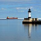 Lighthouse by rosaliemcm