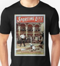 Performing Arts Posters Sporting life written by Cecil Raleigh Seymour Hicks 1012 T-Shirt