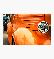 30s Roadster Photographic Print