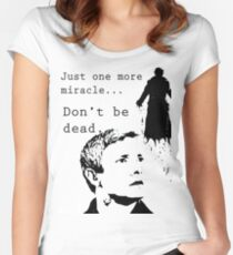 Reichenbach Women's Fitted Scoop T-Shirt