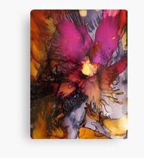 'Flora' and fauna  Canvas Print