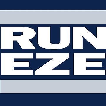 RUN ZEKE ELLIOTT! - Ezekiel Elliott Shirt by SenorRickyBobby
