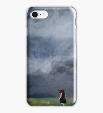 Nothing Could Stop Her iPhone Case/Skin