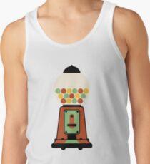 Gumball Machine | Toy | Retro Art Tank Top