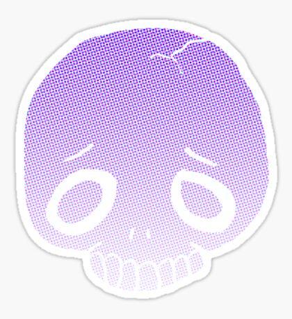 Halftone Sticker