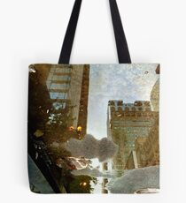 Madison Street's Western Reflection Tote Bag