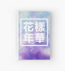 BTS watercolor Hardcover Journal