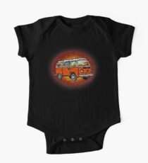 Camper Van Go Sunset Kids Clothes