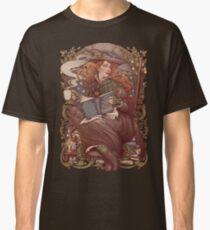 NOUVEAU FOLK WITCH Classic T-Shirt
