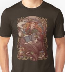 NOUVEAU FOLK WITCH Unisex T-Shirt
