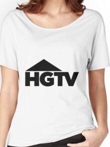 HGTV logo Women's Relaxed Fit T-Shirt