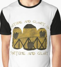 Fortune and Glory Graphic T-Shirt