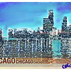 CHICAGO by Collette B. Rogers