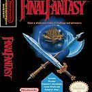 «Final Fantasy: Arte de la caja» de muramas