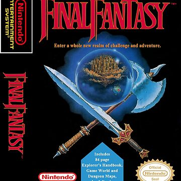 Final Fantasy: Box art by muramas