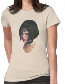 Mathilda. Womens Fitted T-Shirt