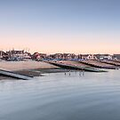 Whitstable Bay by Ian Hufton