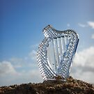 Crystal Harp at Sunrise by Beth Stockdell