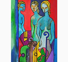 Three Muses Unisex T-Shirt