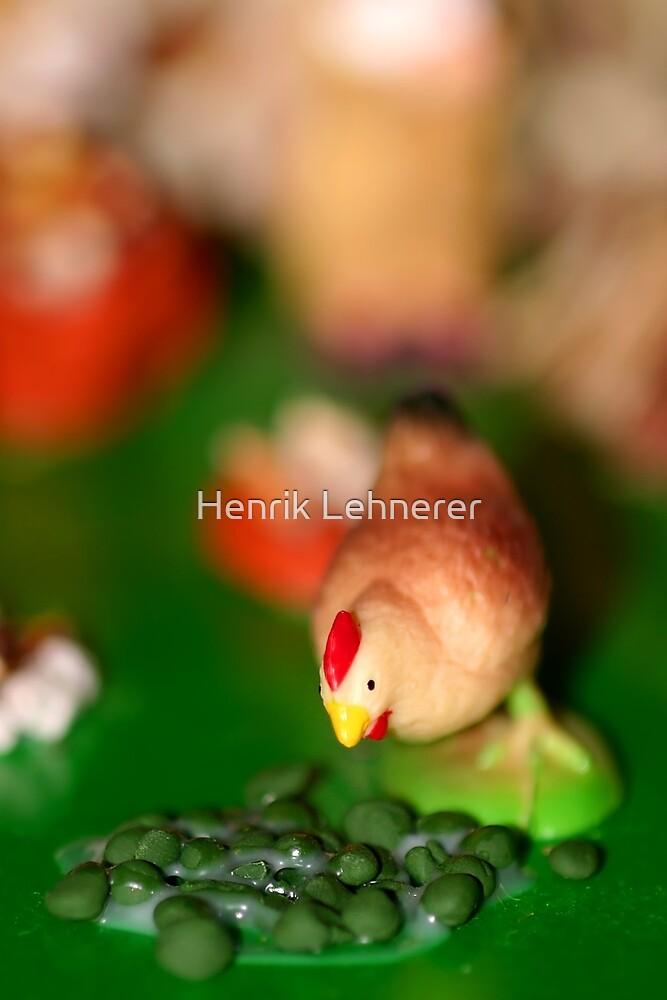 Little Chicken by Henrik Lehnerer