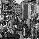 Kathmandu Street Scene II by V1mage