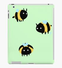 Bumble Bees! iPad Case/Skin