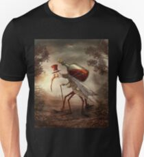 Old mosquito Unisex T-Shirt