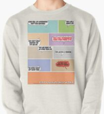 Real Life Superheroes Pullover