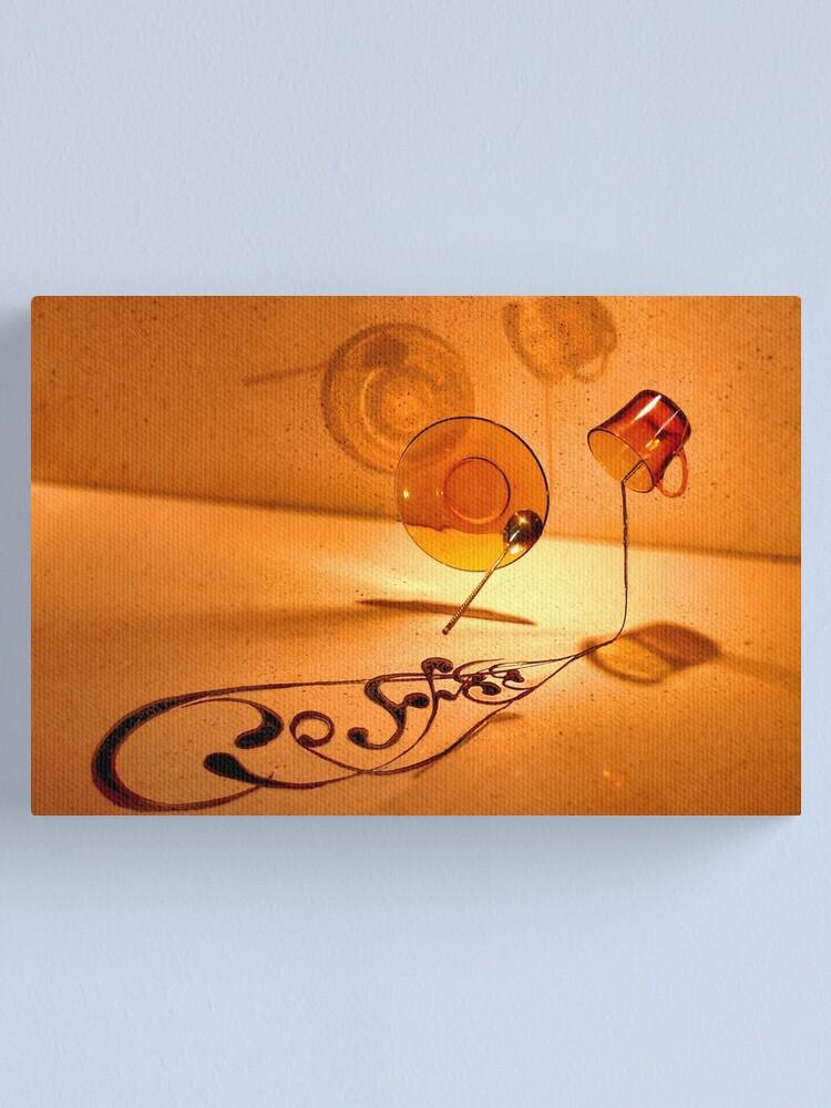 Alternate view of Coffee Canvas Print