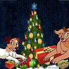 Exchange of Gifts (1807 Views) by aldona