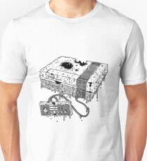 Dead System (Nintendo Entertainment System Unisex T-Shirt