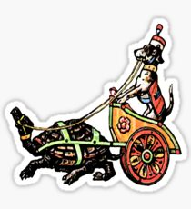 Pets on Parade Sticker