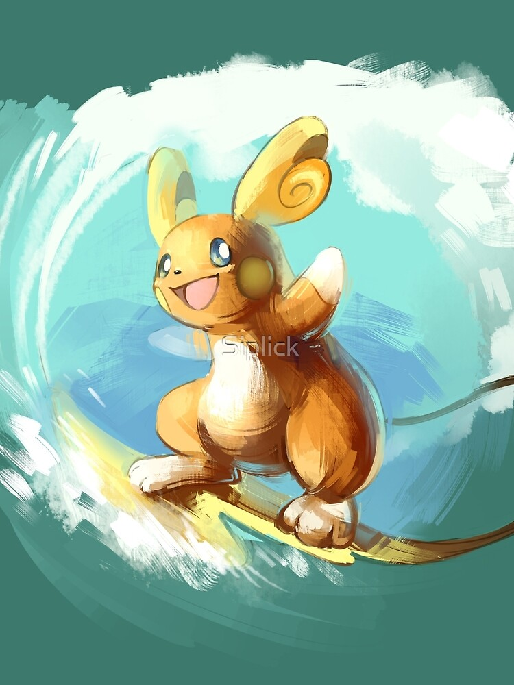 Surfchu by Siplick