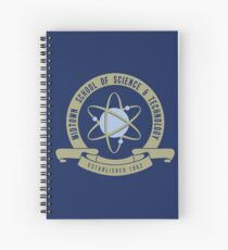 midtown school of science and technology Spiral Notebook